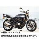 【エントリーでポイント10倍】送料無料 M-TEC中京 ZRX400 ZRX400- マフラー本体 ZRX400/II モナカ フルEX BK