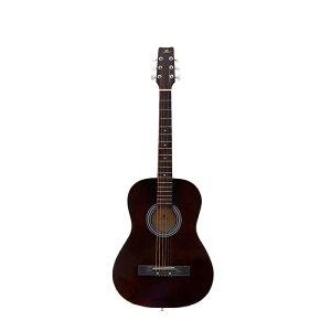 アコースティックギター ブラウン