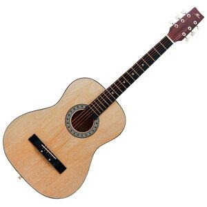 アコースティックギター ベージュ