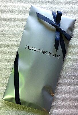 エンポリオアルマーニ プレゼント用バッグ