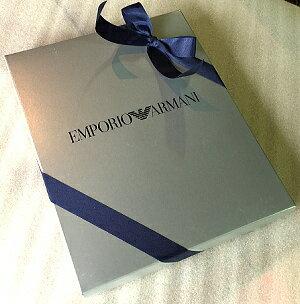 エンポリオアルマーニ プレゼント用ボックス