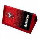 NFL サンフランシスコ・フォーティナイナーズ San Francisco 49ERS オフィシャル商品 財布 ウォレット 【楽天海外直送】