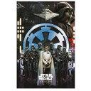(スター・ウォーズ) Star Wars オフィシャル商品 ローグ・ワン 帝国 ポスター 【楽天海外直送】