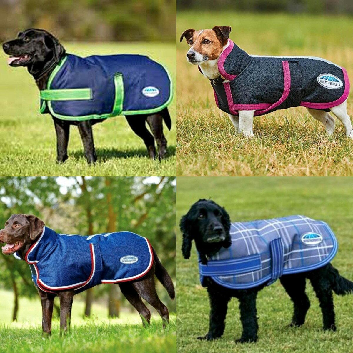 (ウェザビータ)Weatherbeetaワンちゃん用パーカ1200デニールデラックスドッグコート犬用