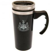 ニューカッスル・ユナイテッド フットボールクラブ Newcastle United FC オフィシャル商品 アルミニウム トラベルマグ タンブラー 【楽天海外直送】