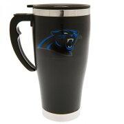 NFL カロライナ・パンサーズ Carolina Panthers オフィシャル商品 Executive トラベルマグ タンブラー 【楽天海外直送】