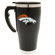 NFL デンバー・ブロンコス Denver Broncos オフィシャル商品 Executive トラベルマグ タンブラー 【楽天海外直送】