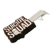 (スーサイド・スクワッド) Suicide Squad オフィシャル商品 ロゴ 栓抜き ボトルオープナー 【楽天海外直送】