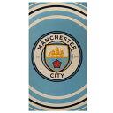 マンチェスター・シティ フットボールクラブ Manchester City FC オフィシャル商品 Pulse ビーチタオル バスタオル 【楽天海外直送】