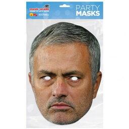 (マスカレード) Mask-arade オフィシャル商品 ホセ・<strong>モウリーニョ</strong> 仮面 お面 紙製 サッカー 【楽天海外直送】