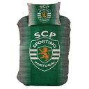 スポルティングCP フットボールクラブ Sporting CP オフィシャル商品 デュベセット デュベカバー/枕カバーセット 【海外通販】