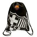 FCバルセロナ フットボールクラブ FC Barcelona オフィシャル商品 ナップサック ジムバッグ 【海外通販】