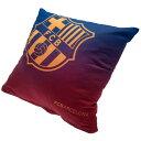FCバルセロナ フットボールクラブ FC Barcelona オフィシャル商品 角型 クッション 【楽天海外直送】