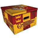 (ハリー・ポッター) Harry Potter オフィシャル商品 グリフィンドール 折りたたみ 収納ボックス ケース 【楽天海外直送】