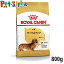 ロイヤルカナン ダックスフンド成犬用 800g(お取り寄せ)