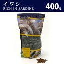 【キャットフード】フィッシュ4 猫 イワシ 400g【全年
