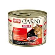 【クーポン】カーニー アダルト 牛肉 200g 4017721837071 アニモンダ