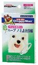 【クーポン】ドギーマン ペットカラー ハーブノミよけ首輪 小型犬用 白 4976555941340 ドギーマンハヤシ