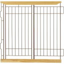 【即納】リッチェル 木製スライドペットサークル ワイド仕切り ナチュラル(1枚入) 4973655593738