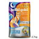 【送料無料】【正規品】ソリッドゴールド インディゴムーン(全年齢 猫用) 2.7kg (093766210066)【T】