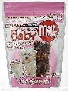 Lニチドウベビーミルク小型犬用300g