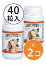 ◇【送料無料】【関東限定】【同梱不可】【2個セット】犬用健康補助食品 コセクインDS 40粒入