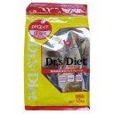 【まとめ買いでポイント2倍】ドクターズダイエット 猫用 pHエイド 1.5kg×2袋セット [総合栄養食]