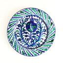 ■スペイン製■グラナダ絵皿2T Φ20cm