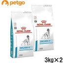 【2袋セット】ロイヤルカナン 食事療法食 犬用 スキンサポート ドライ 3kg【あす楽】