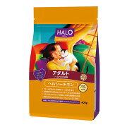 【最大350円OFFクーポン】HALO(ハロー) 猫 アダルト ヘルシーチキン 400g