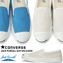 JACK PURCELL SLIP-ON SUEDE ジャッ...