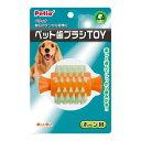 ペティオ ペット歯ブラシTOY ボーン M 犬用 おもちゃ ...