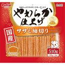 ペティオ おやつ やわらか仕上げ ササミ細切り 510g 国産 日本製 ササミ成形品 鶏 ササミ 練り物 犬 6ヶ月〜 全犬種 Petio