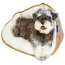 ショッピングソファーベッド アドメイト Cuna ソファーベッド ブラウン 超小型犬〜小型犬 猫 ベッド Add.mate 手洗い可能 アルミシート入り