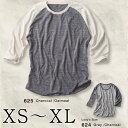 プリントスター Authentic Tri-blend 3/4 T-shirts XS-XL【店内全品5,000円以上で送料無料】