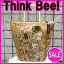 シンクビーバッグSALE!SALE!SALE!【シンクビーバッグThink Bee!】(シンクビー!) ゴールデンクリムト ラージバッグ