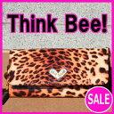 シンクビーSALE【シンクビー財布Think Bee!】【ミスショッキング】長財布912101(レターパックライト不可)