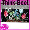 シンクビー財布【シンクビー財布Think Bee!】シンクビー 長財布 シンクビー財布ハイチェストフィオーレ 長財布 Think Bee! (シンクビー!)(レターパックライト不可)