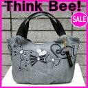 シンクビーバッグ【シンクビー 】リボンズ バッグ(ファスナータイプ) Think Bee! (シンクビー!)623
