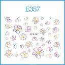 ☆極薄ネイルシール☆E357