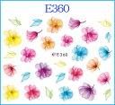 ☆極薄ネイルシール☆E360