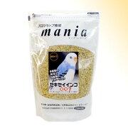 mania(マニア) セキセイインコ 3L(約2.1kg)6種の野菜と3種のフルーツ入り〔黒瀬ペットフード〕【合計8,640円以上で送料無料(一部地域を除く)】[P10]