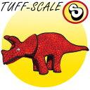 タフィ(TUFFY) トリケラトプス レギュラー『犬のおもちゃ・ぬいぐるみ』〔スターフォームエンジニアリング株式会社〕◆送料無料(一部地域を除く)◆[P2]