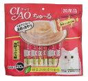 【数量限定】CIAO(チャオ) ちゅ〜る まぐろ 海鮮ミックス味 14g×20本