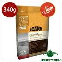 アカナ ワイルドプレイリーキャット 340g 猫/キャット/キャットフード/フェレット/フード/フェレットフード/アカナ/ACANA/チキン/フリーズドライ