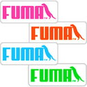 全部手作り!可愛いフェレットのストラップ!オリジナル FUMAシール