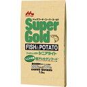 スーパーゴールド フィッシュ&ポテト シニアライト 7.5kg〔17020517dd〕〔17030517dd〕