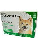 ショッピングフロントラインプラス 犬用 フロントライン プラス ドッグ M 10〜20kg未満 6本入(1.34ml×6) [犬用]