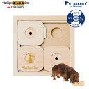 ■犬用 おもちゃ Dog' SUDOKU スライドパズル ベ...