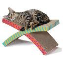 DADWAY ダッドウェイ【PETSTAGES】ペットステージ ハンモック・スクラッチャー 爪とぎ 猫おもちゃ